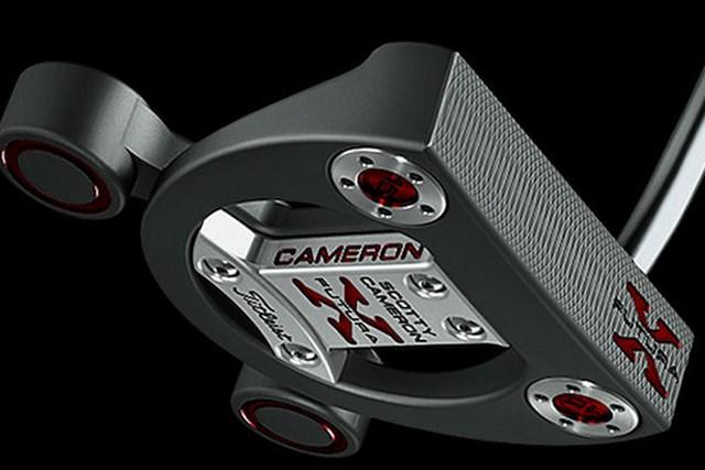 2013年 ツアーギアトレンド スコッティ・キャメロン Futura X アダム・スコットがマスターズを制したネオマレット型パターが米国で発売!(PGATOUR.COM)