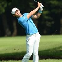 初日単独トップで滑り出した韓国のイ・スミン(画像提供JGA) 2013年 日本アマチュアゴルフ選手権 初日 イ・スミン