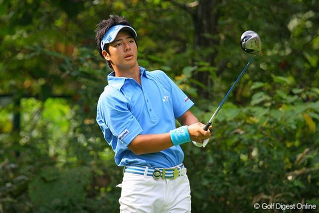 石川遼 ホストプロとして出場する石川遼。海外の強豪との競演にも注目だ