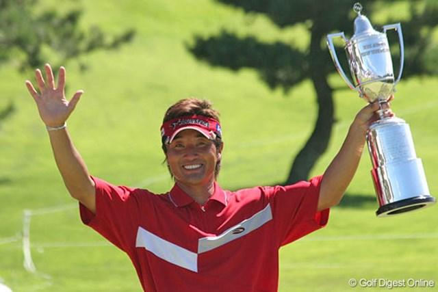 宮本勝昌が4年ぶりの復活勝利を果たした昨年は、強く印象に残る大会となった