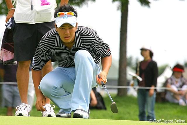 石川遼 石川遼は今季4度目の予選通過!首位と6打差で決勝ラウンドへ