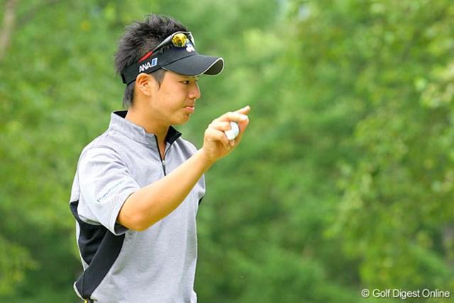 23位タイに浮上した石川遼。7打差も「まだ分からないですよね!」と強気