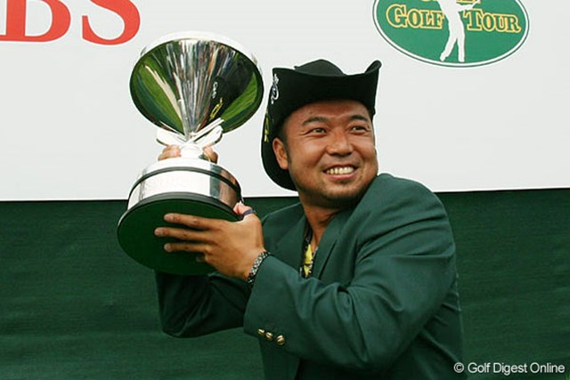 片山晋呉が大会連覇と永久シード獲得を狙う