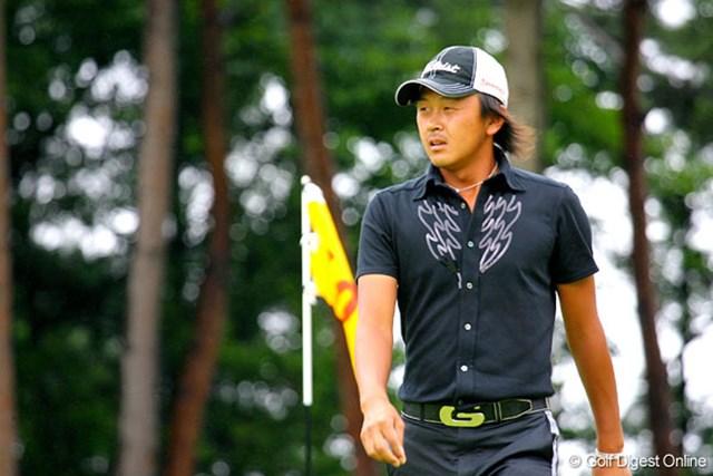 こちらも初の海外メジャー出場を決めた岩田寛。得意なパットを武器に挑む!