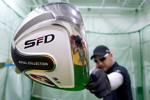 アベレージ向けに開発された「ロイヤルコレクション SFDドライバー」をマーク金井が徹底検証