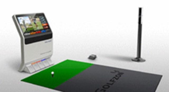 ゴルフゾン、スイング解析機『SWING MAKER』を発表
