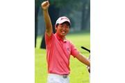 2013年 日本アマチュアゴルフ選手権競技 4日目 杉山知靖