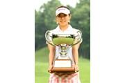 2013年 ANA PRINCESS CUP 最終日 香妻琴乃