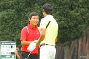 2013年 日本アマチュアゴルフ選手権 最終日 杉山知靖