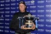 2013年 アバディーンアセットマネジメント スコットランドオープン 最終日 フィル・ミケルソン