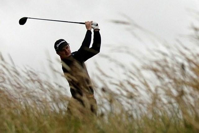 2013年 全英オープン 事前情報 ジャスティン・ローズ 全英前に3週のオフを過ごしたJ.ローズ。その期間中にはビッグな面々とも会って・・・(Getty Images)