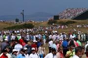 2013年 全英オープン 2日目 観衆