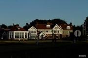 2013年 全英オープン ミュアフィールド クラブハウス