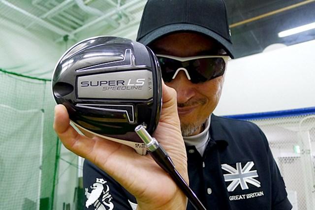 ビッグスターの契約で注目を集める「アダムスゴルフ スピードライン スーパーLS ドライバー」をマーク金井が徹底検証