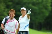 2013年 サマンサタバサ ガールズコレクション・レディーストーナメント 2日目 三塚優子