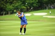 2013年 サマンサタバサ ガールズコレクション・レディーストーナメント 2日目 吉田弓美子
