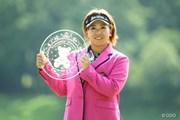 2013年 サマンサタバサ ガールズコレクション・レディーストーナメント 最終日 吉田弓美子