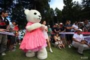 2013年 サマンサタバサ ガールズコレクション・レディーストーナメント 最終日 アイミーちゃん