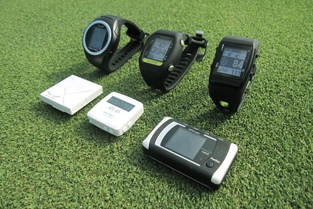○○の実験隊 小型ならラウンド中でも邪魔にならない!最新GPS距離計を比較レビュー