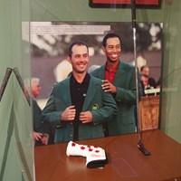 グレンアビーGC内にあるカナダのゴルフ殿堂には、誇らしげにマイク・ウィアの写真が飾られている。 2013年 RBCカナディアンオープン 事前情報 カナダゴルフ殿堂