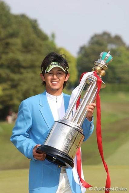 プレーオフを制し、地元で嬉しい勝利を飾った近藤智弘