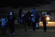 2013年 全英シニアオープン 最終日 ベルンハルト・ランガー&マーク・ウィーブ