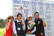 2013年 LPGAプロテスト 最終日 倉田珠里亜