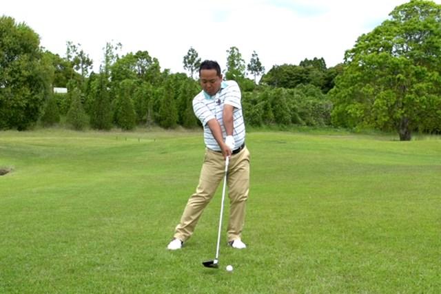 ゴルフクラブの取扱説明書 Vol.1 ヘッドは重くて開きやすい! 3P
