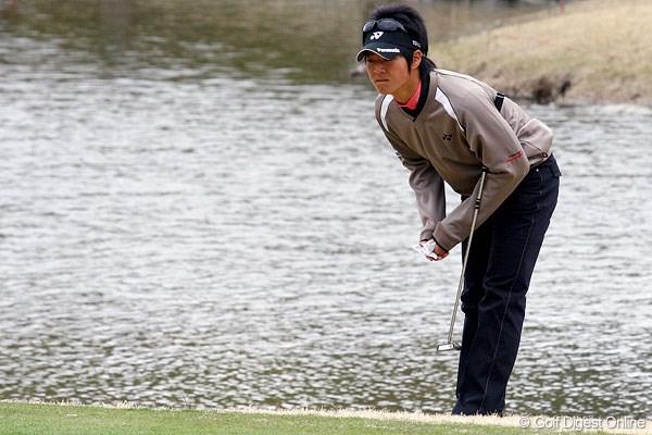 石川遼、国内プロデビュー戦を勝利で飾れず
