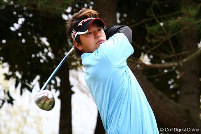 今大会で勝利を飾ったのは、2005年にプロ入りの森本雄也