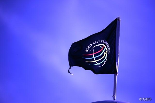 WGC旗。