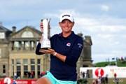 2013年 全英リコー女子オープン 最終日 ステーシー・ルイス