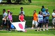 2013年 WGCブリヂストンインビテーショナル 最終日 ギャラリー