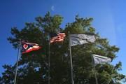 2013年 WGCブリヂストンインビテーショナル 最終日 旗