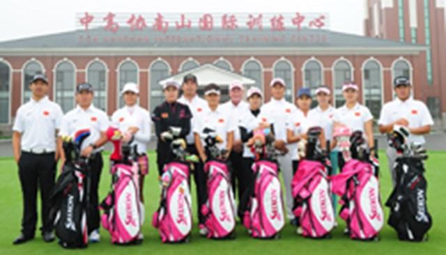 ダンロップが中国ナショナルチームとサポート契約