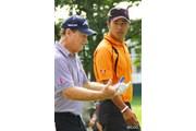 2013年 全米プロゴルフ選手権 事前 トム・ワトソン 松山英樹