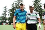 2013年 全米プロゴルフ選手権 事前 ルーク・ドナルド 井戸木鴻樹