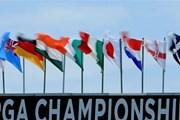 2013年 全米プロゴルフ選手権 事前 国旗
