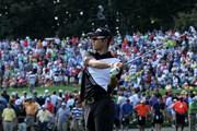 2013年 全米プロゴルフ選手権 初日 松山英樹