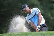 2013年 全米プロゴルフ選手権 初日 タイガー・ウッズ