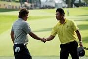2013年 全米プロゴルフ選手権 2日目 松山英樹 ジェイソン・ダフナー