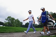2013年 全米プロゴルフ選手権 2日目 藤田寛之専属キャディ・梅原敦の全米プロレポート2013 5