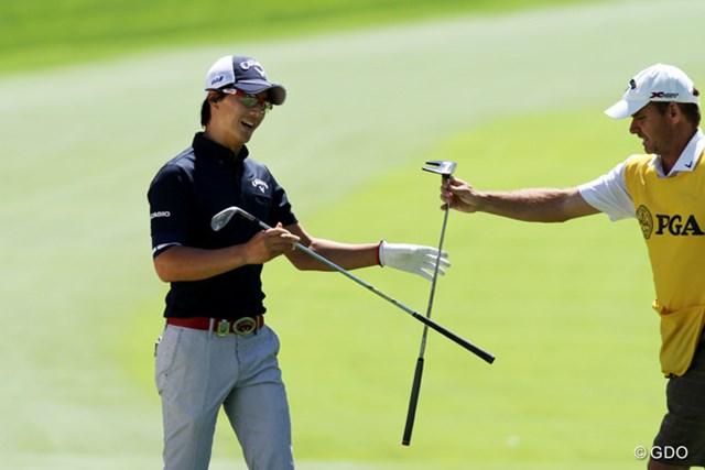 2013年 全米プロゴルフ選手権 3日目 石川遼 ショットとパット。最終日は噛み合うか。