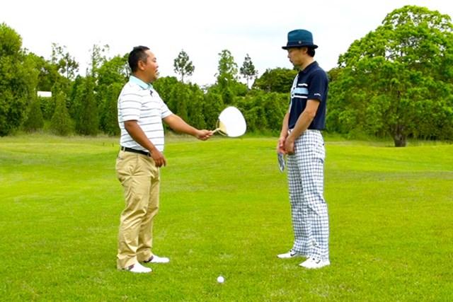 ゴルフクラブの取扱説明書 Vol.2 重いヘッドを使いこなすドリル 2P