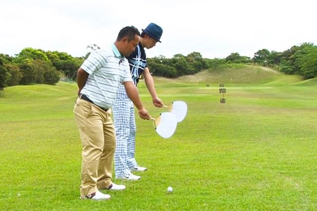 ゴルフクラブの取扱説明書 Vol.2 重いヘッドを使いこなすドリル 3P