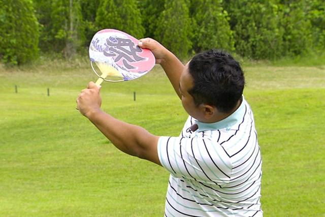 ゴルフクラブの取扱説明書 Vol.2 重いヘッドを使いこなすドリル 4P