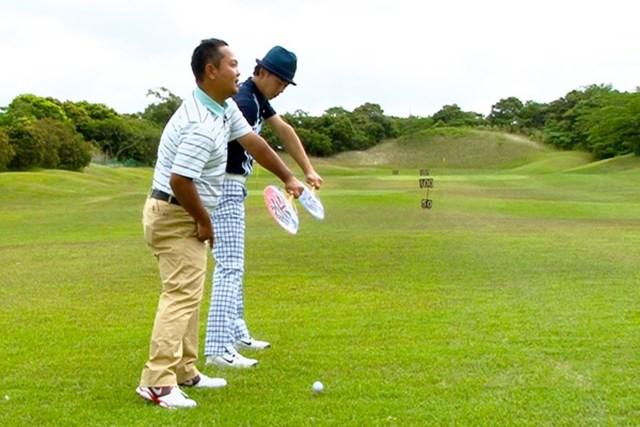 ゴルフクラブの取扱説明書 Vol.2 重いヘッドを使いこなすドリル 6P