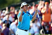 2013年 PGAグランドスラム・オブ・ゴルフ ジェイソン・ダフナー