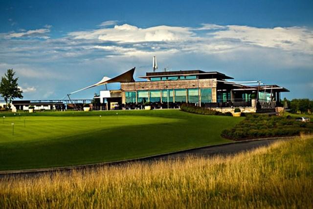2013年 アルバトロス・ゴルフ・リゾート 2014年、プラハに欧州ツアーが戻ってくる。舞台となるアルバトロス・ゴルフ・リゾート (EuropeanTour)