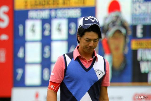 2013年 ウィンダム選手権 最終日 石川遼 レギュラーシーズン最終戦は26位タイ。石川は目標としていたランキング125位に入ることができなかった